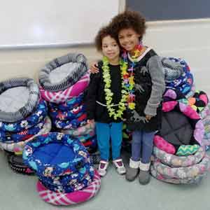 Kennel Comforters   One Of The Philanthropy's We Support